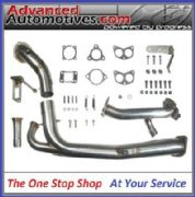 Subaru Impreza RCM Twisted Turbo Up And Downpipe kit